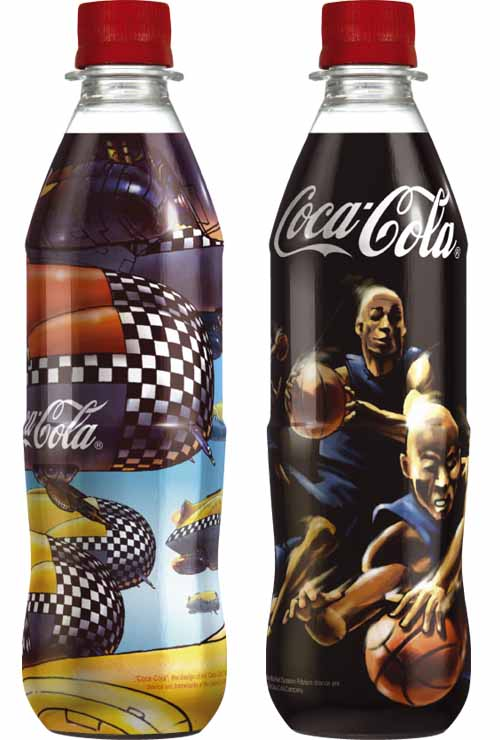 Coke bottles - Cola flasker